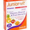 Health Aid Junior Vit.30tabs Blister