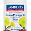 Lamberts Evening Primrose Oil & Starflower Oil 90cap